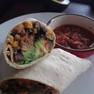 Rolled Burrito
