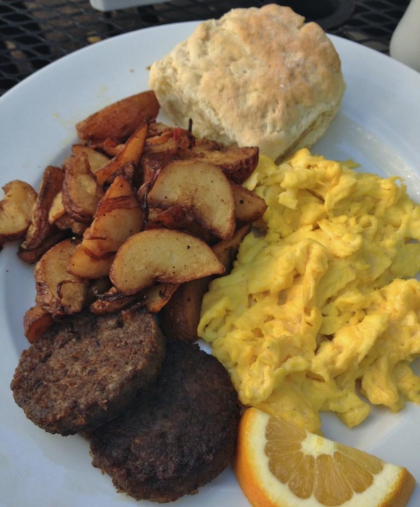 Eli's Breakfast