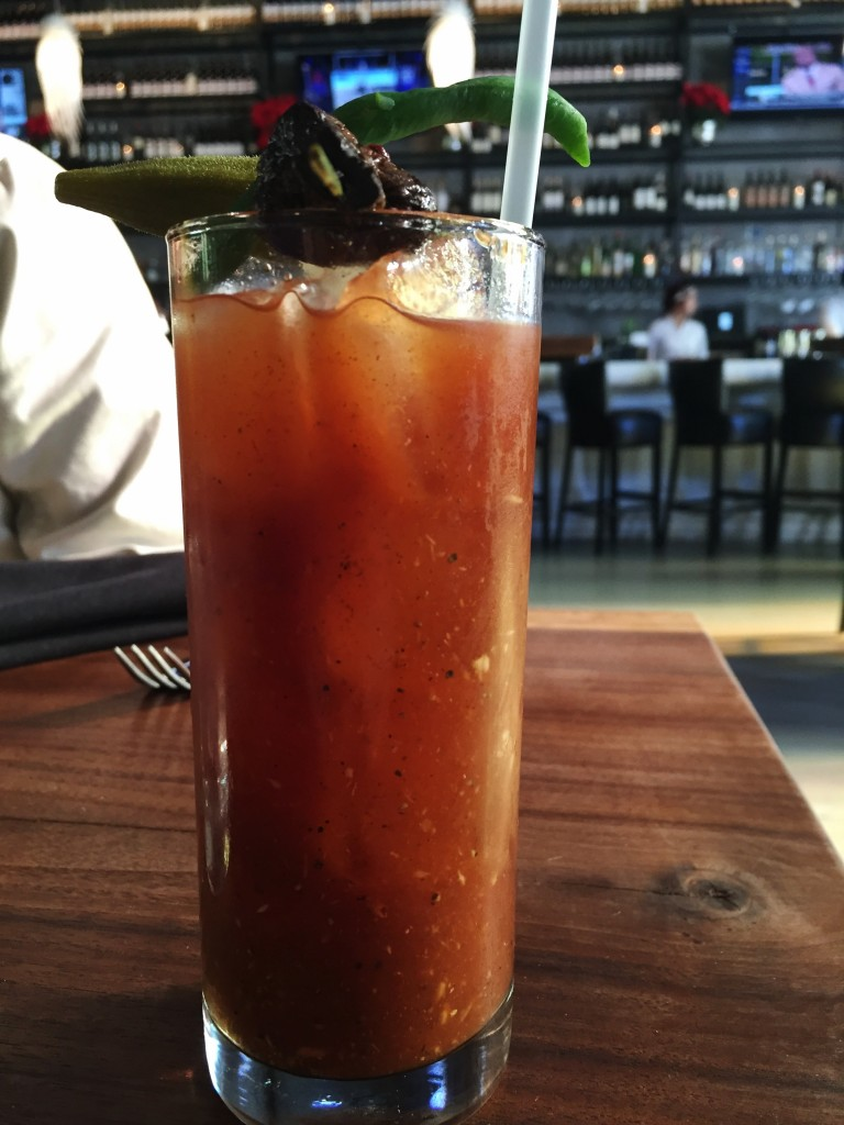 Inspirational Bloody Mary
