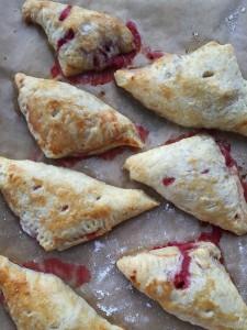 Strawberry and Ricotta Mini Pies