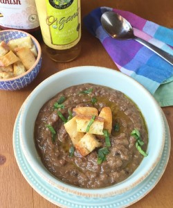 Spanish Lentil Stew