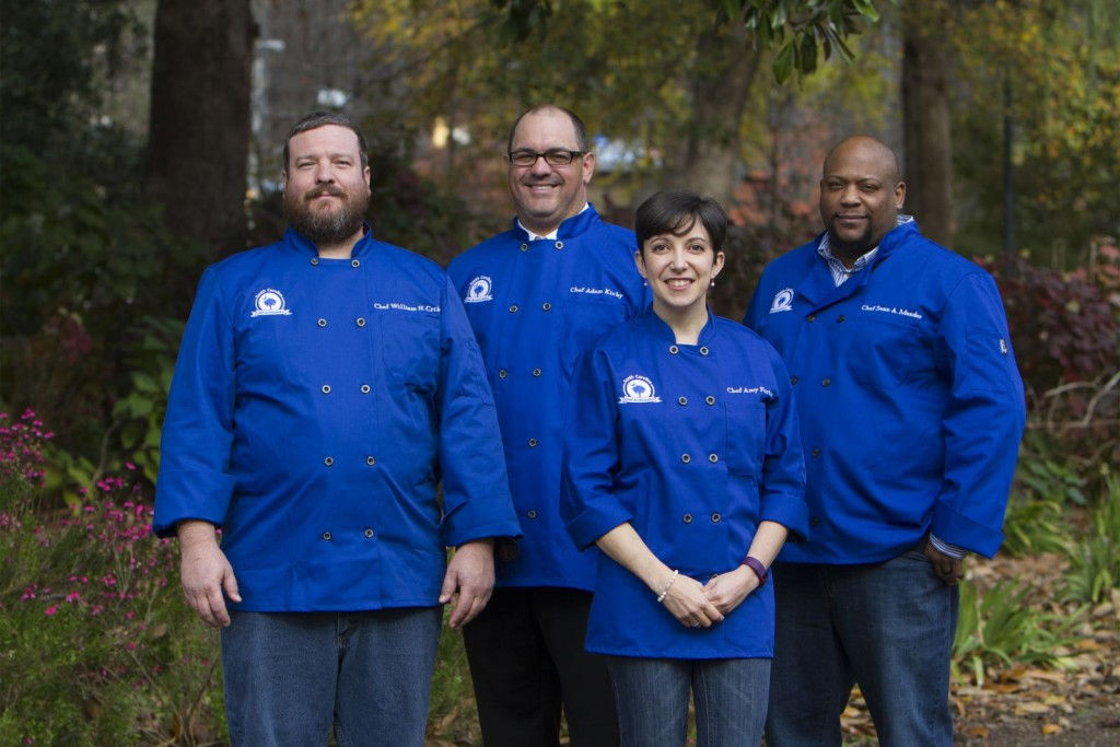 South Carolina Chef Ambassadors, 2017