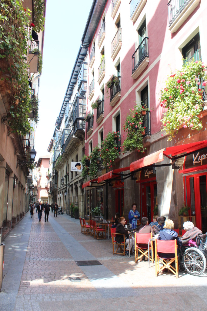 Casco Viejo, Bilbao, Spain