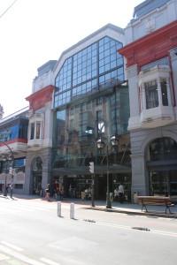 Mercado la Ribera, Bilbao, Spain
